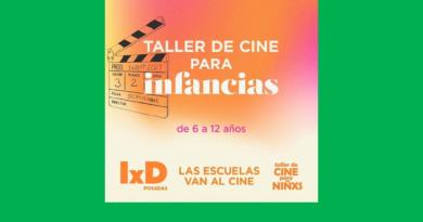 Taller virtual de cine para niños