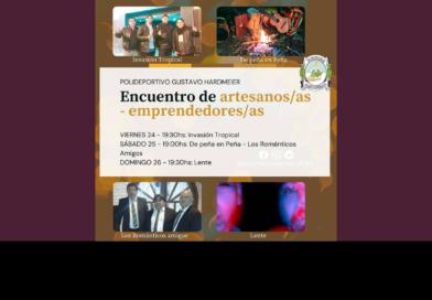Feria de emprendedores en Puerto Esperanza